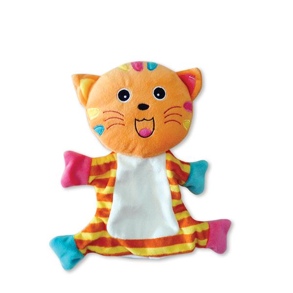 בובת כפפה חתול