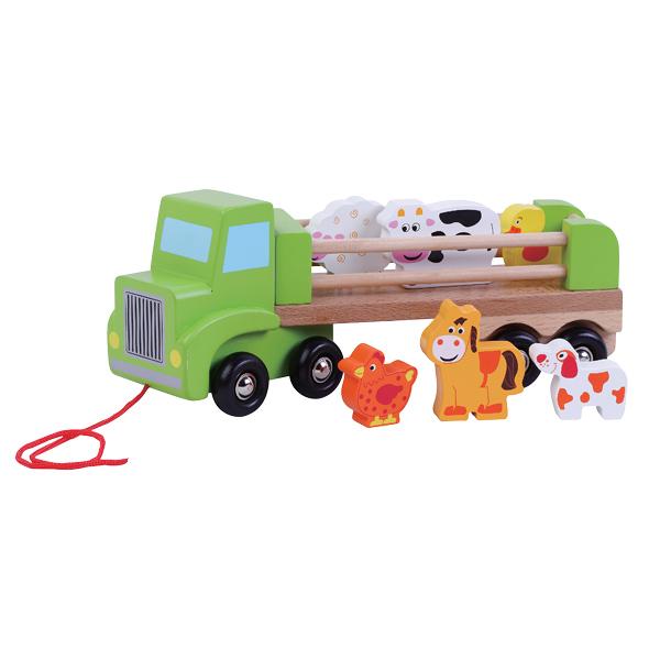 משאית חיות