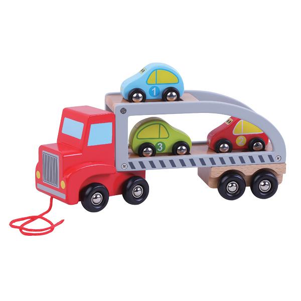 משאית גרר רכבים