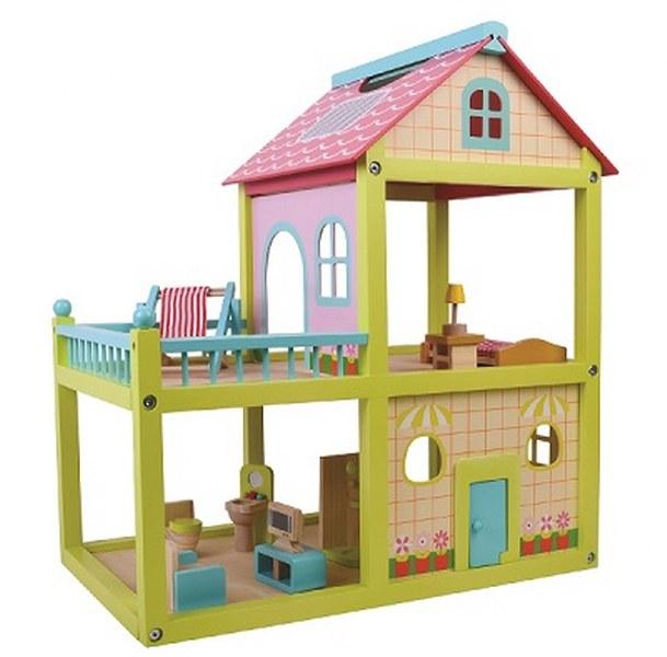 בית בובות צבעוני