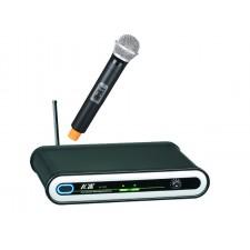 מיקרופון אלחוטי UHF