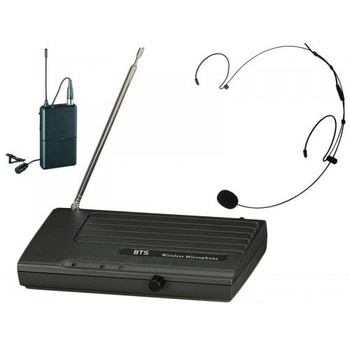 מיקרופון מדונה אלחוטי VHF