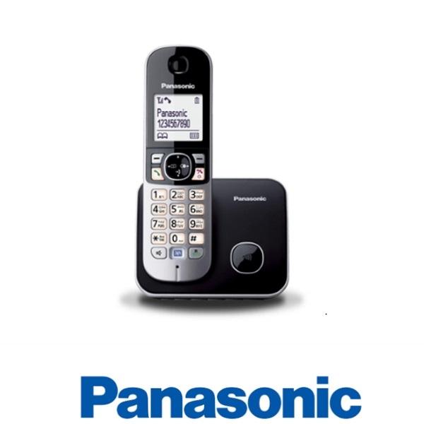Panasonic KX-TG6811 שנתיים אחריות עברית