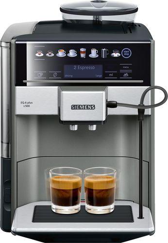 Siemens TE655203RW EQ.6 plus s500 i