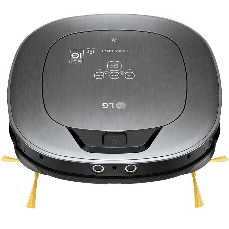 שואב אבק רובוטי LG דגם VR6480VMNC