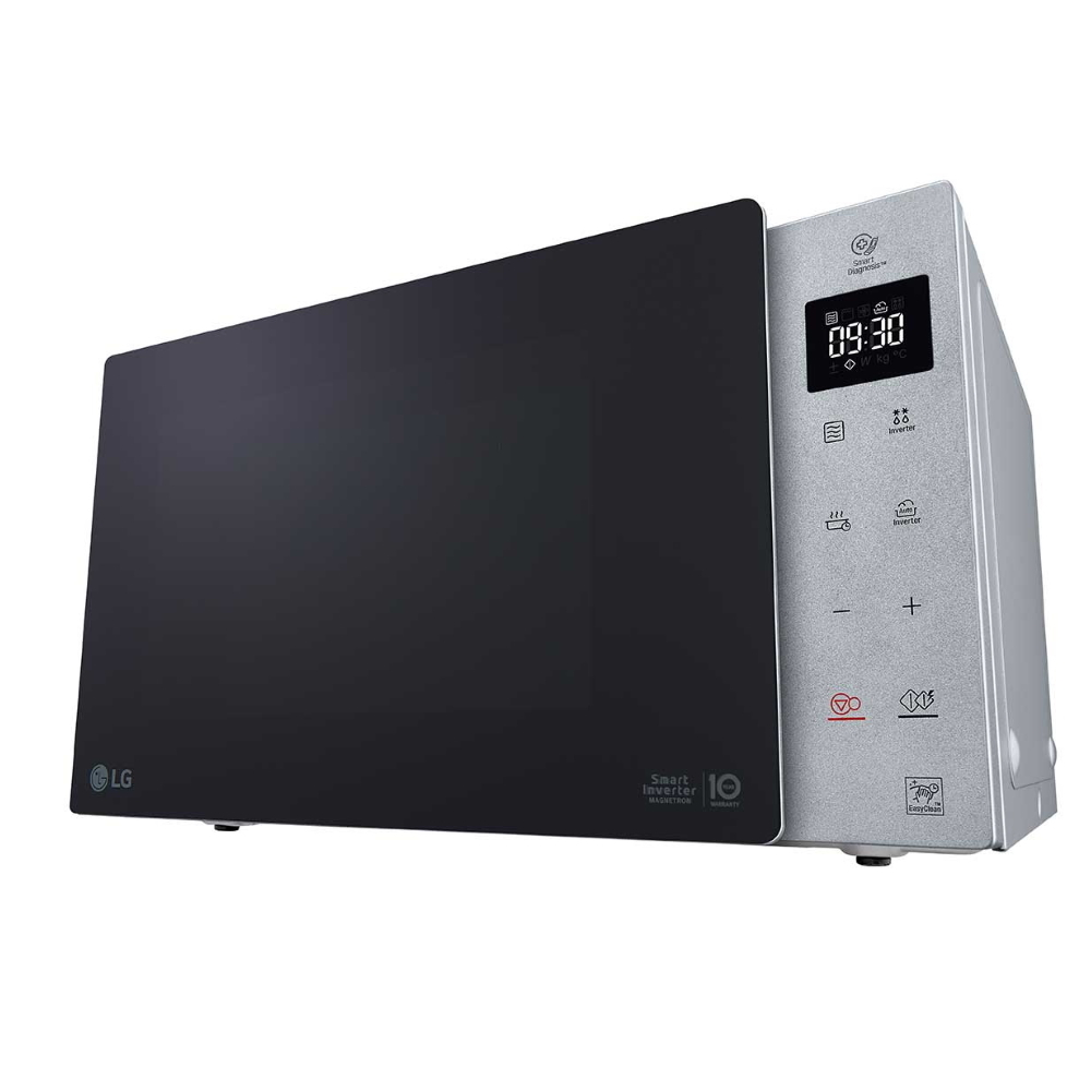 מיקרוגל דיגיטלי 25 ליטר LG דגם  MS2535GISW