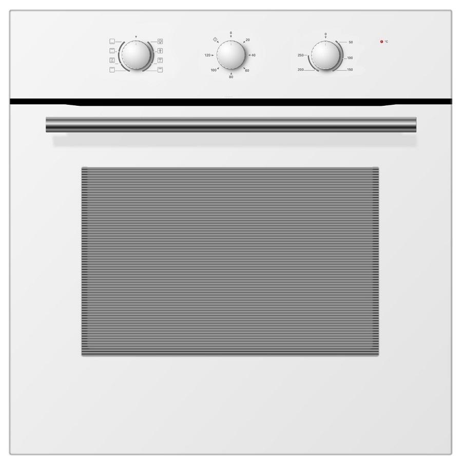 תנור אפייה בנוי 65 ליטר 65DME30019/6767 Midea