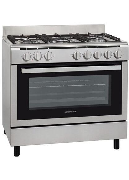 תנור רחב נירוסטה נורמנדה דגם KL9006X