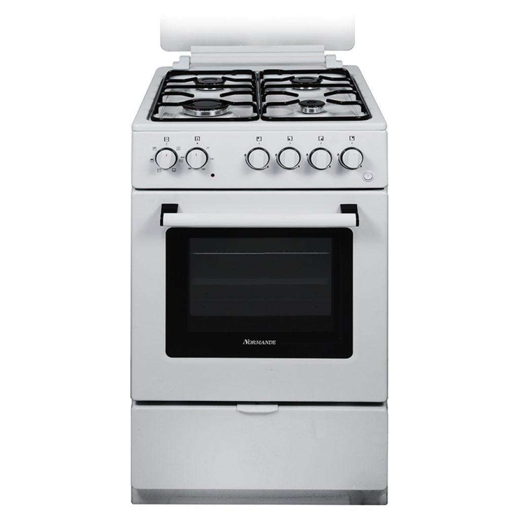 תנור משולב נורמנדה צר דגם KL505 לבן