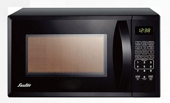 מיקרוגל סאוטר 23 ליטר SAUTER MW4423 צבע שחור