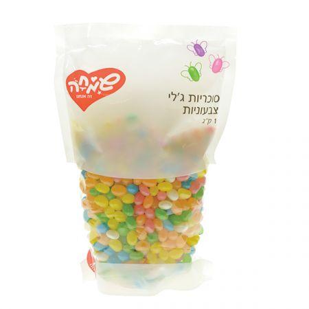 סוכריות גלי בינס 1 ק