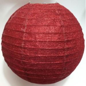 אהיל אדום מנצנץ 30 ס