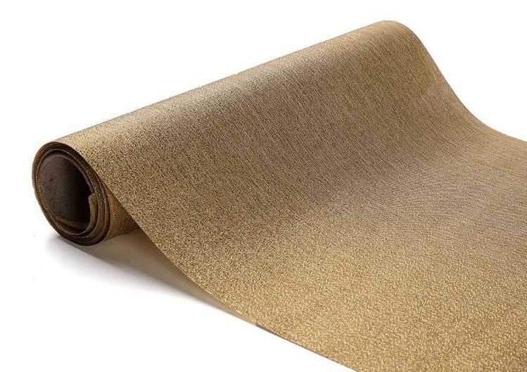 גליל אורגנזה מיטלי בצבע יארד-זהב