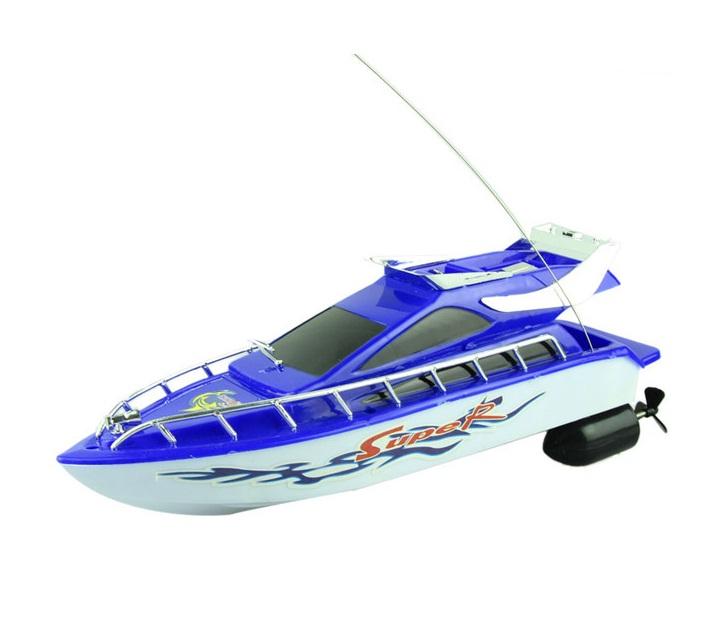 סירה חשמלית על שלט גמישה וזריזה