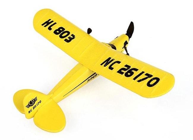 מטוס על שלט