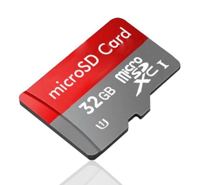 כרטיס זיכרון מיקרו micro CLASS 10 32GB