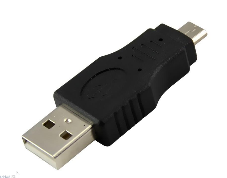 כבל טעינה מיקרו USB זעיר