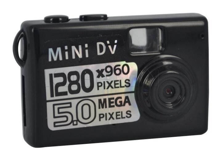 מצלמה וידאו זעירה 5MP