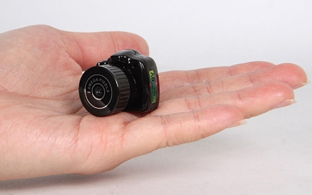 מצלמה זעירה 2MP