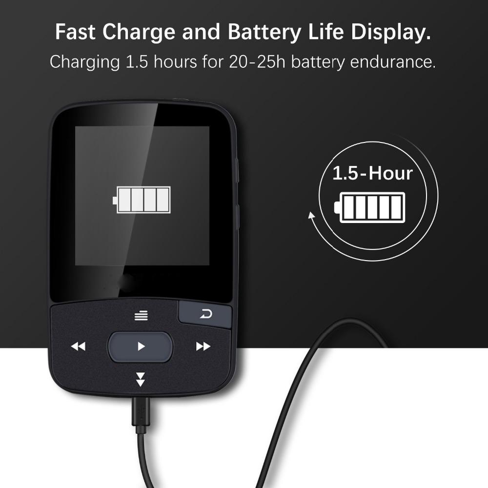 חדש! נגן בלוטוס MP3 8G Bluetooth משלוח חינם