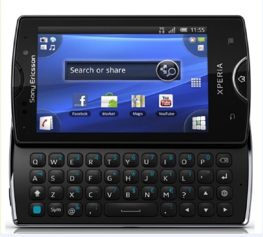 מכשיר סמארטפון Sony Ericsson XPERIA sk17i