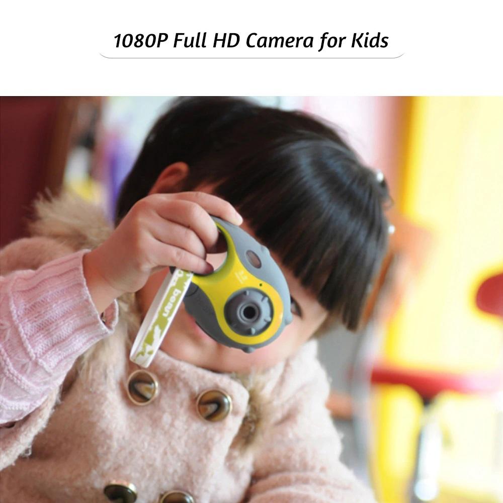 מצלמה זעירה עם מסך איכותית 12MP