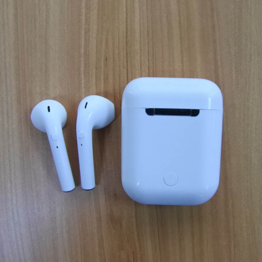 זוג אוזניות בלוטוס איכותיות ללא חוט  I12 Tws Mini Bluetooth