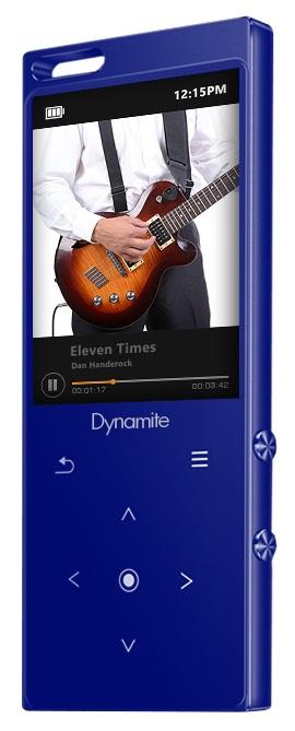 נגן MP3 דיינומייט Dynamite 8G משלוח חינם