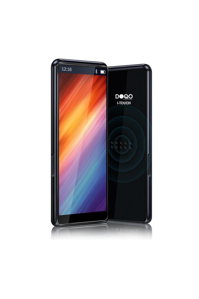 נגן I-TOUCH MP3 DOQO 8GB מסך מגע משלוח חינם
