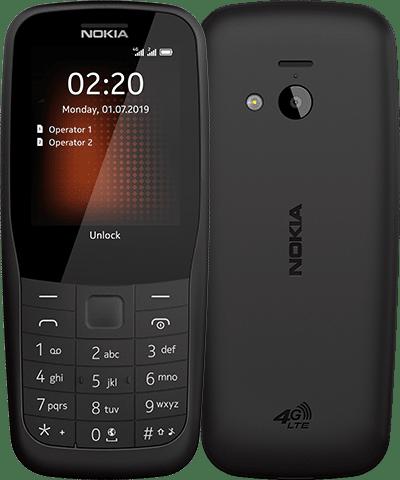 מבצע! מכשיר כשר מאושר נוקיה 220 Nokia