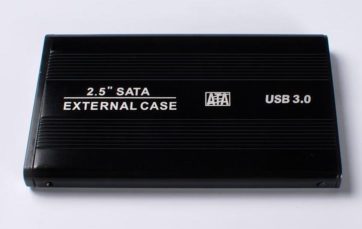 מארז לדיסק קשיח של מחשב נייד -   IDE ל USB 2.0