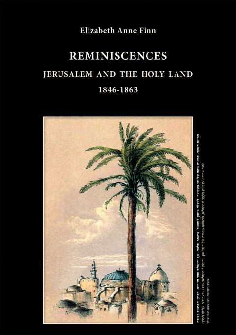 זיכרונות מירושלים ומארץ ישראל, אליזבט אן פין  - כריכה רכה