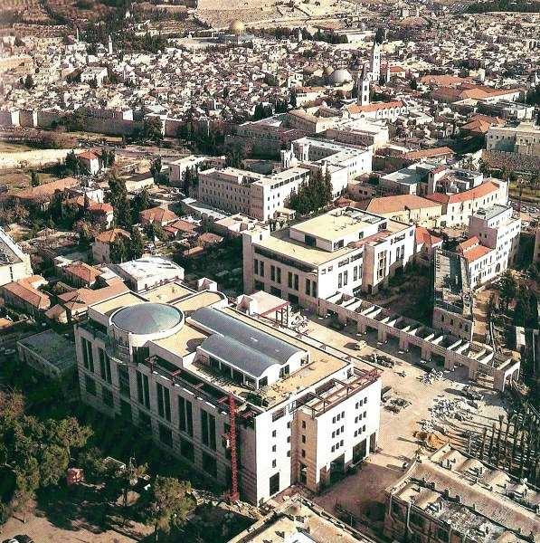 מנחה לירושלים - אריאל 91-92