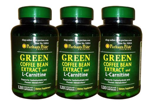 3- קפה ירוק