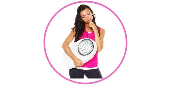 למה אני עושה דיאטה ולא יורדת במשקל - דוגמאות