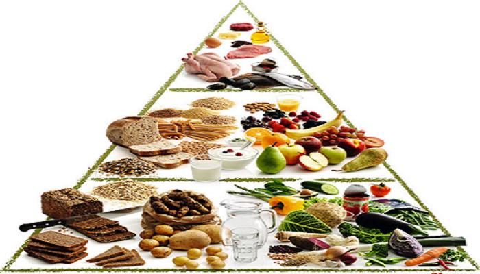 בניית תפריט מאוזן בדיאטה מהירה