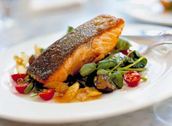 דג סלומון לדיאטת חלבונים