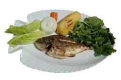 דג בגריל - מומלץ לדיאטה מהירה