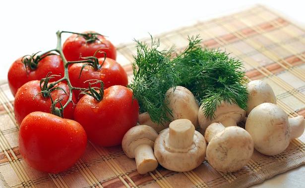 דיאטה מהירה - תפריט לדיאטת פטריות