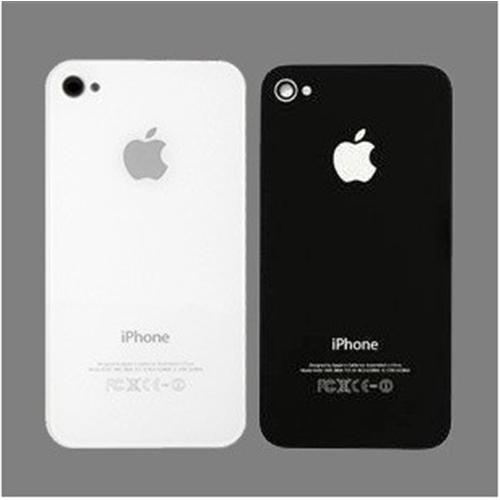 גב אחורי לאייפון 4 שחור/לבן - שרות vip באשדוד עד בית הלקוח/תיקון בבית הלקוח ללא תוספת תשלום