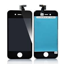 מסך איפון 4 שחור/לבן להרכבה עצמית