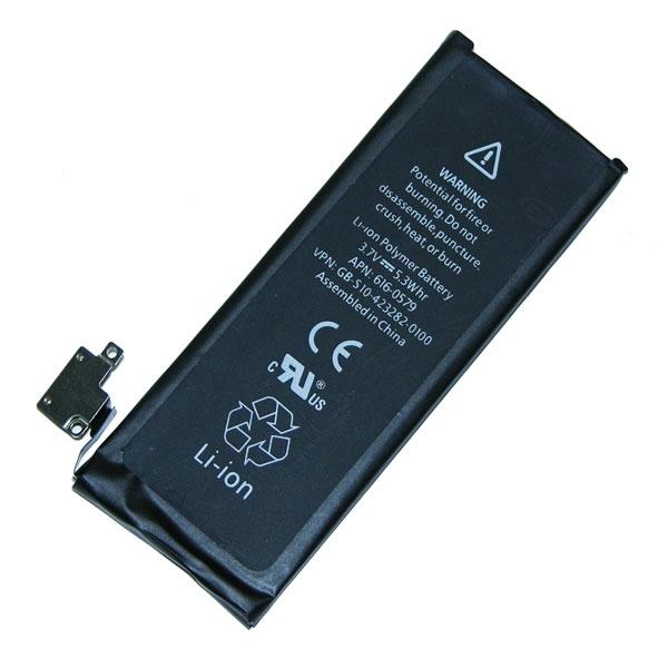 החלפת סוללה מקורית לאייפון 4S