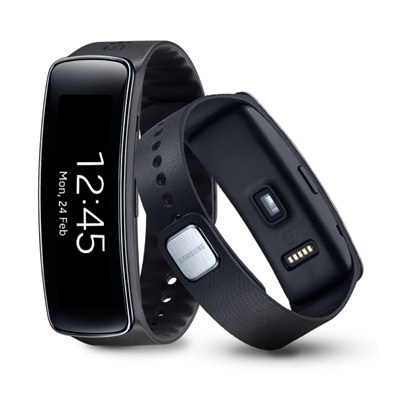 Samsung Gear Fit - R350