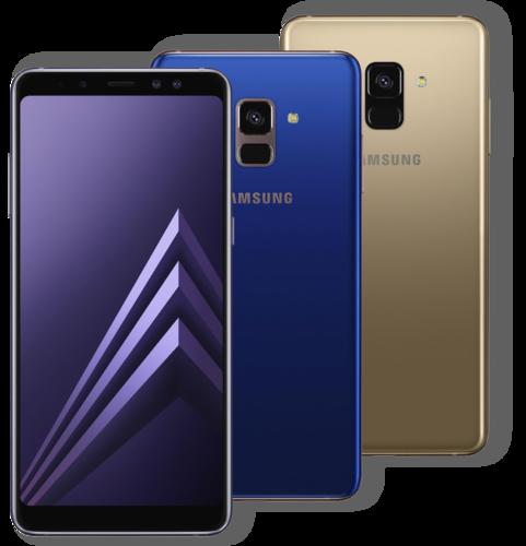 +Samsung Galaxy A8
