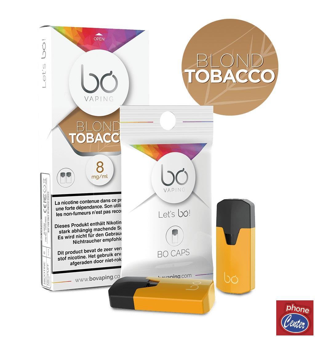 מארז זוג פודים בטעם Blond Tobacco