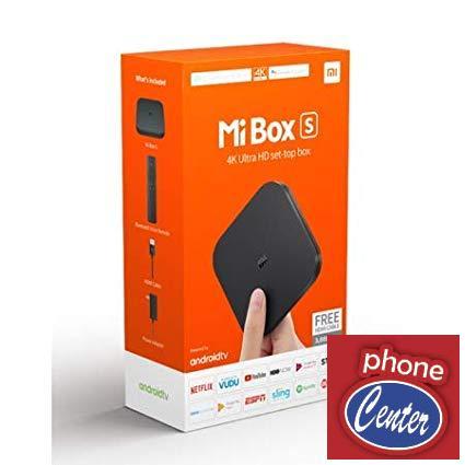 סטרימר Xiaomi Mi Box S שיאומי אחריות היבואן הרשמי