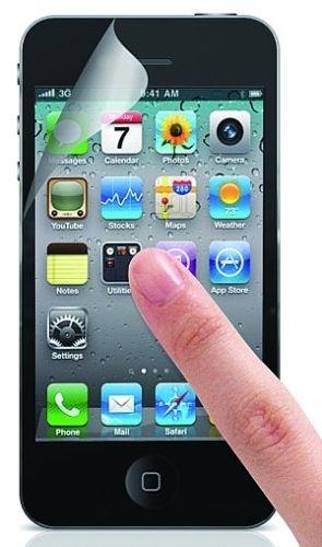 מגן מסך קריסטלי לאייפון 4