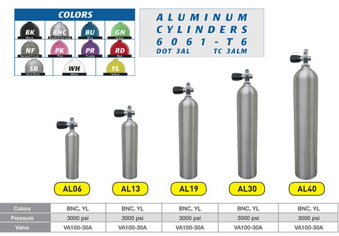 מיכל אלומיניום 4.2 ליטר