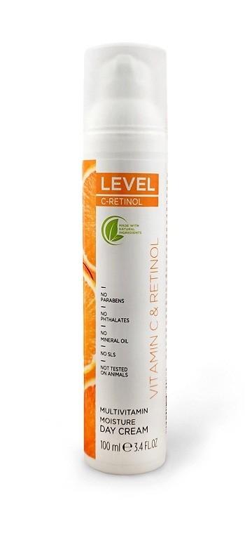 C-RETINOL קרם יום מולטי ויטמין לחות 100 מ