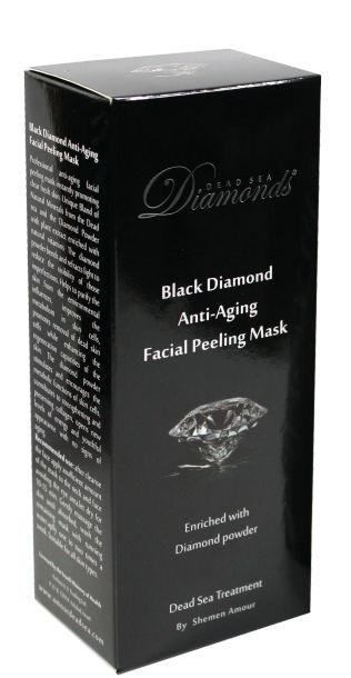 יהלום שחור מסכת פילניג שמן המור
